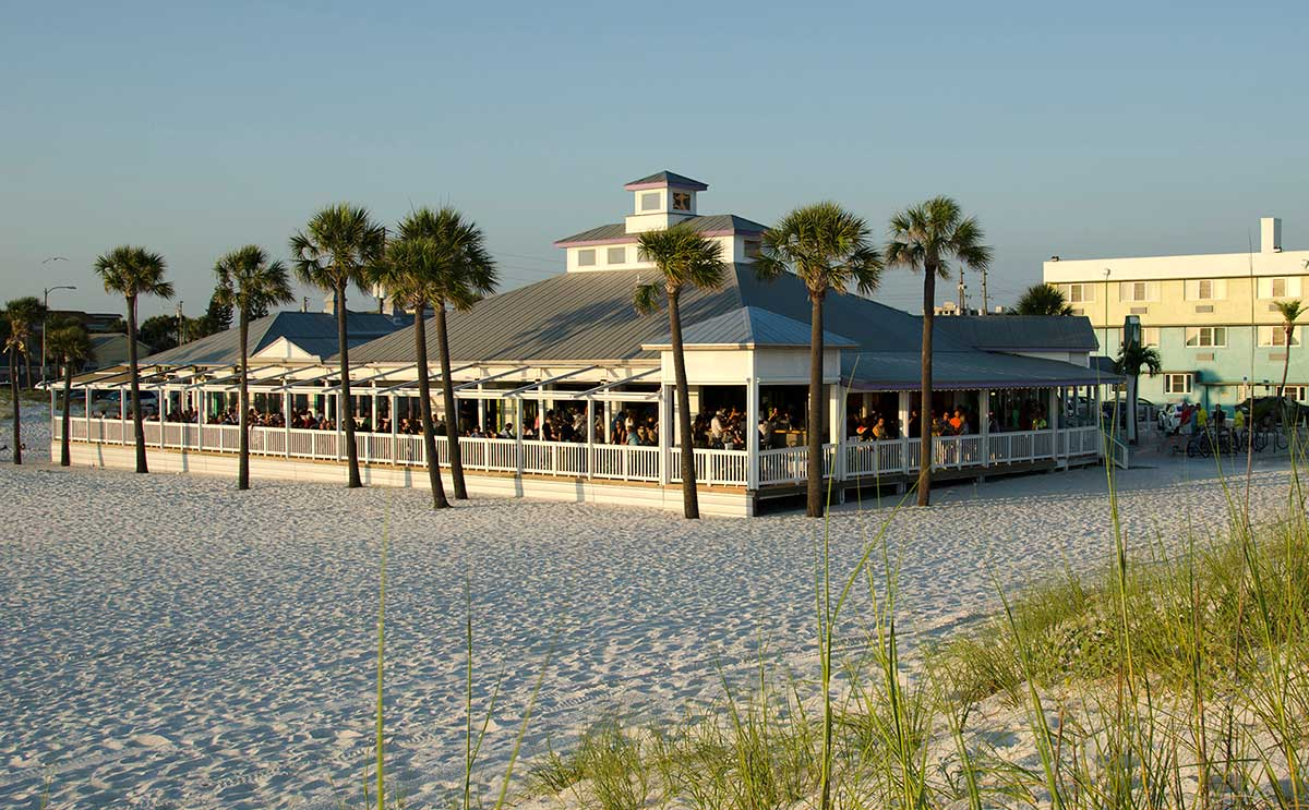Palm Pavilion Grill and Bar